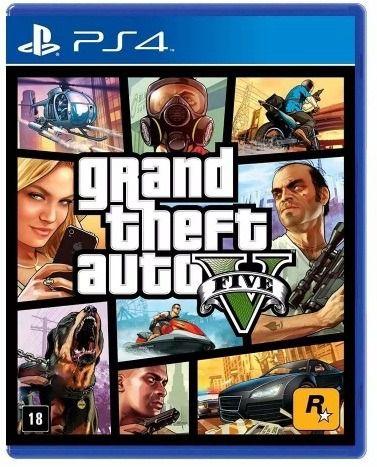 GTA V Edicao limitada