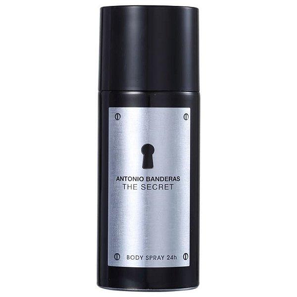 Desodorante Antonio Bandeiras