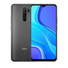 Redmi 9 Carbon Grey 4GB RAM 64GB ROM