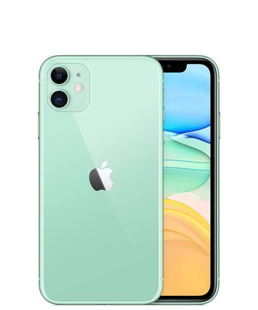 iPhone 11 64GB Verde Agua