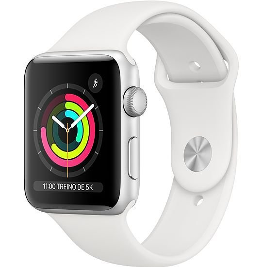 Apple Watch Serie 3 38mm SILVER