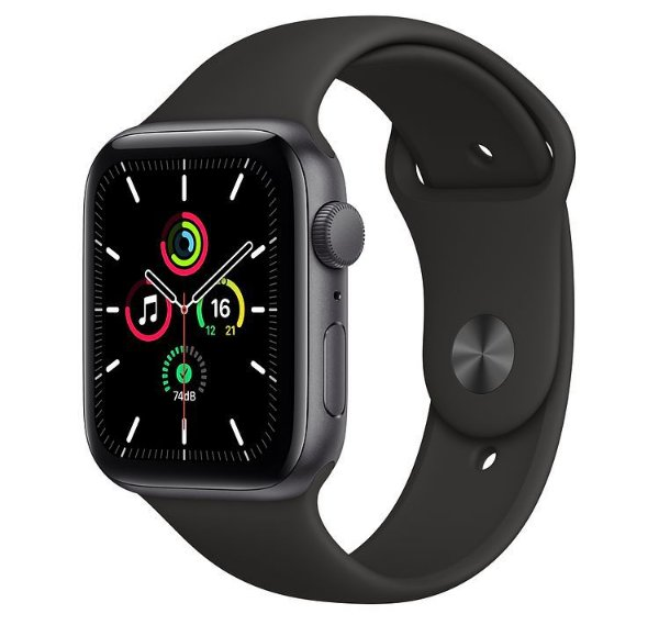 Apple Watch SE 40mm PRETO