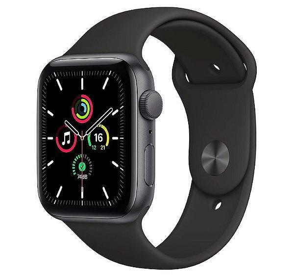 Apple Watch SE 44mm PRETO