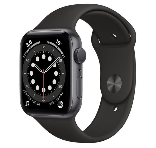 Apple Watch Serie 6 40mm PRETO