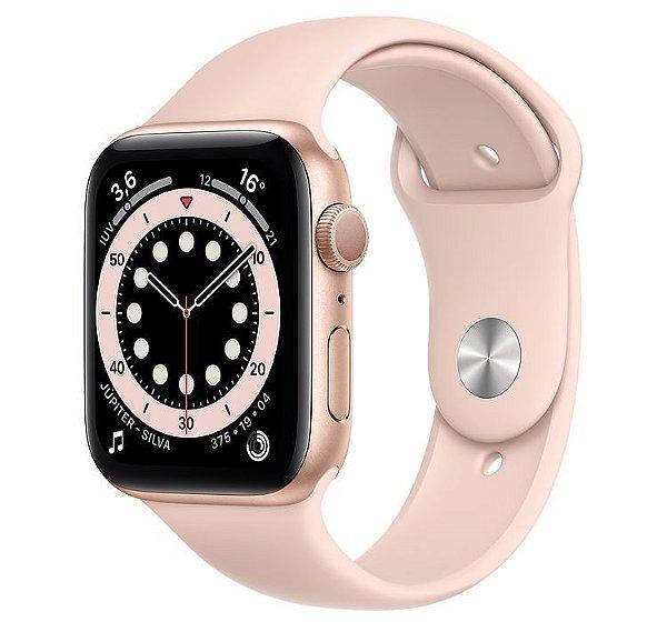 Apple Watch Serie 6 44mm ROSE