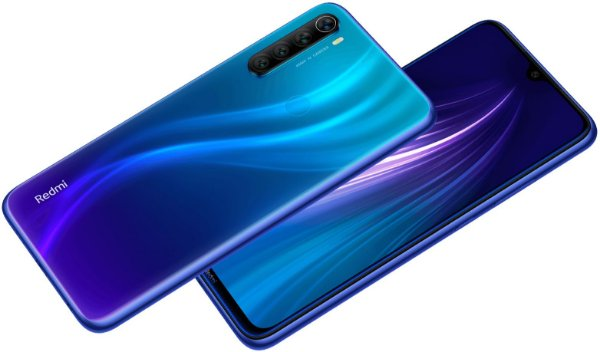 Redmi Note 8 64GB BLUE