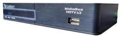 Conversor Receptor Digital HDTV com Conversor
