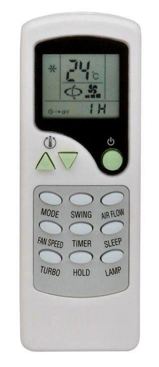 Controle AR-Condicionado Split Elgin Linha ZH-IT01