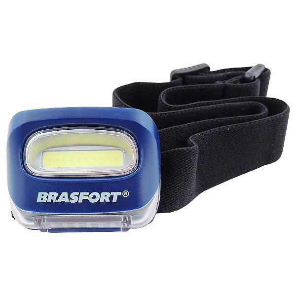 Lanterna para Cabeça Ciclope Brasfort 2 funções e 4 ajustes
