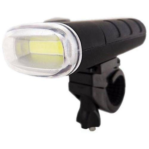 Lanterna Léd frontal a Pilha aaa para bike Brasfort