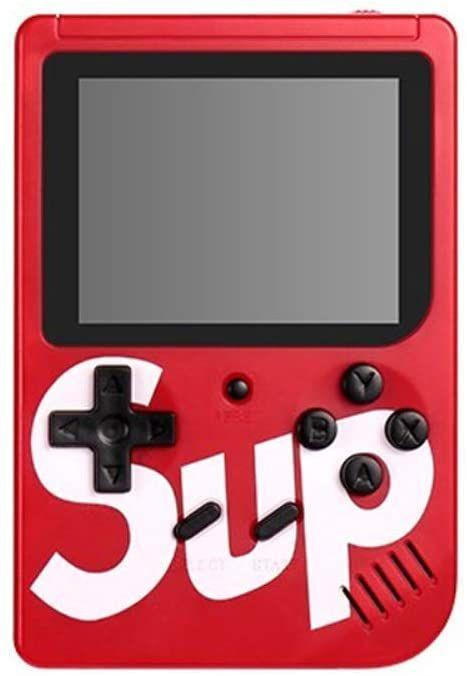 Mini Vídeo Game Retro Portátil Jogue Mario E Outros 400 Jogos