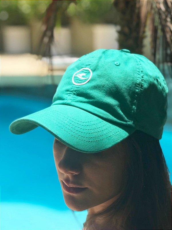 Boné Hawewe Dad Hat Verde