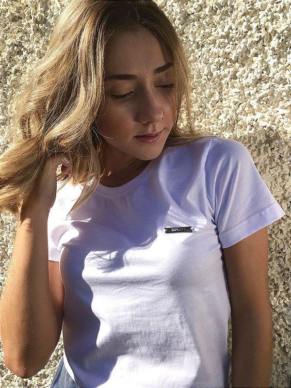 Camiseta Hawewe Single Wave Branca