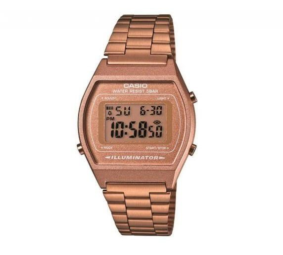 Relógio Casio B640WC - 5ADF Rosê