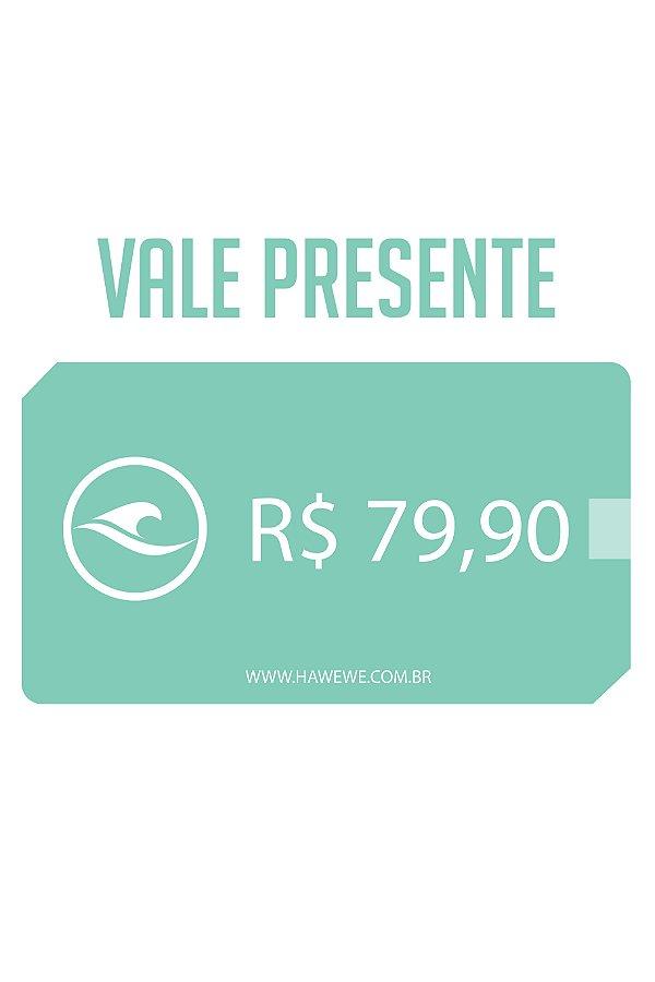 Oba,Presente - Vale 79,90 em compras