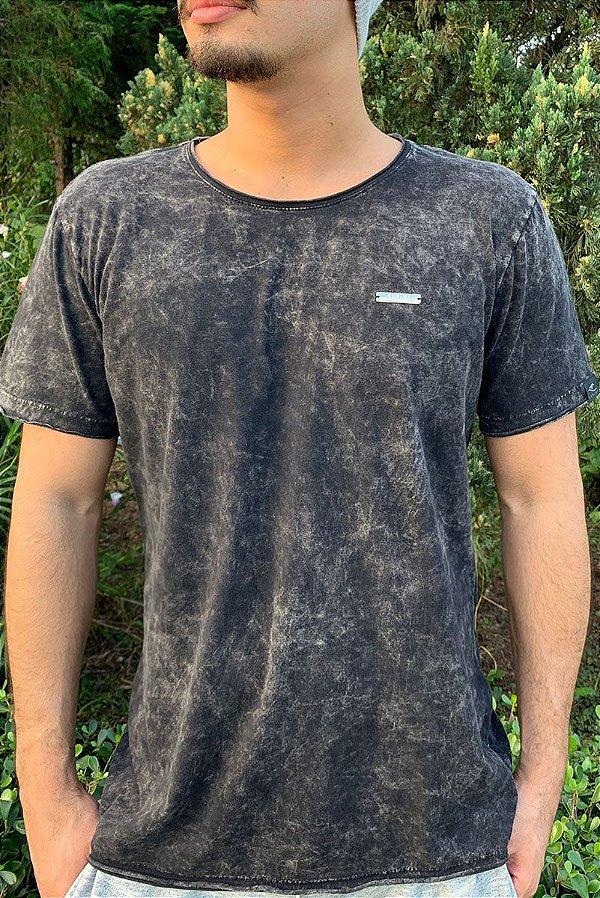 Camiseta Hawewe Single Wave Marmorizada