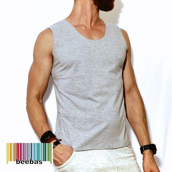 aa6166e58 Camiseta regata machão masculina