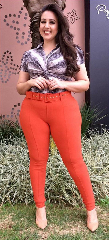 Blusa de onça com nozinho plus size