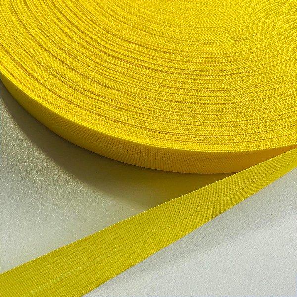 Viés Boneon Amarelo Canário