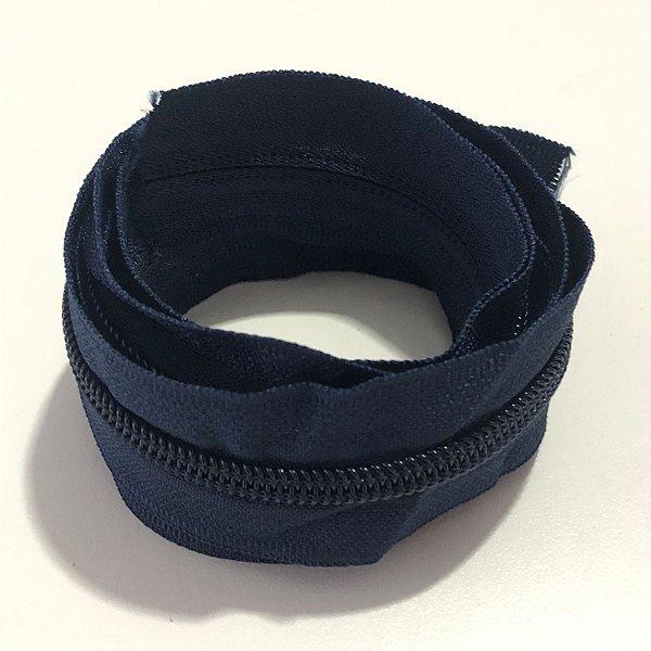 Zíper 5mm Azul Marinho Escuro