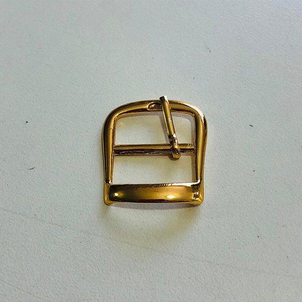 Fivela Dourada 2cm (1 unid)
