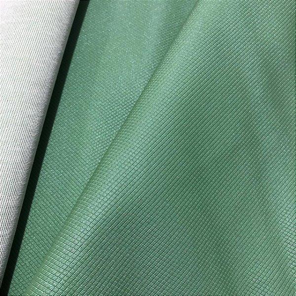 Sintético Elegance Perolado Verde