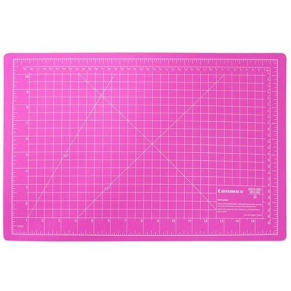 Base de Corte Rosa 45x60 Lanmax