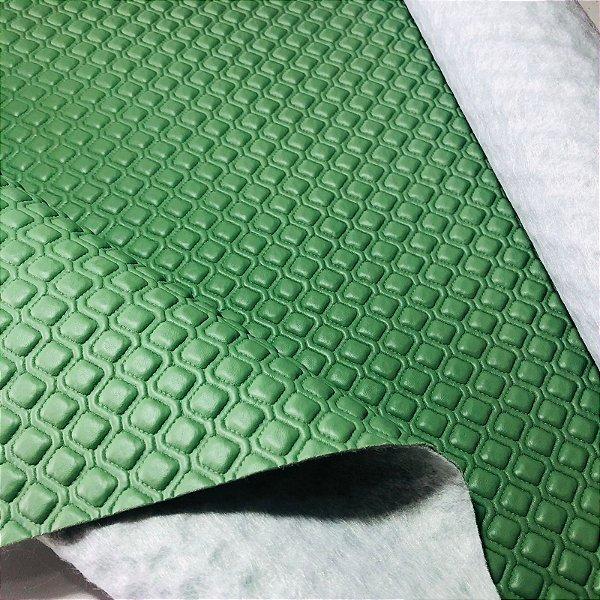 Matelasse Luxo 1.5 Verde Oliva