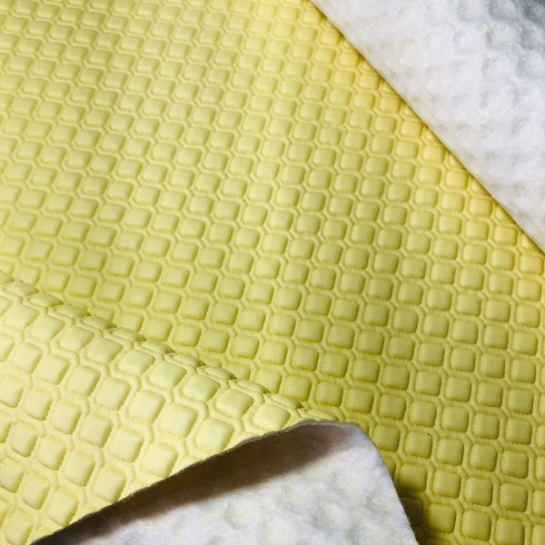 Matelasse Luxo 1.5 Amarelo