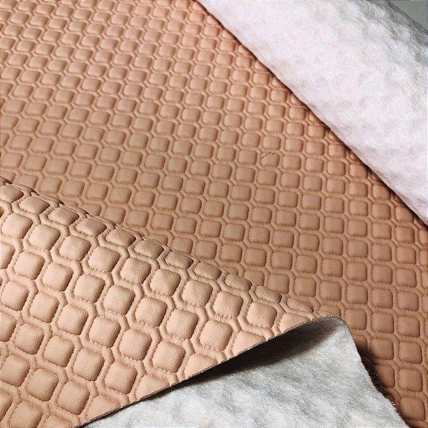 Matelasse Luxo 1.5 Rosê