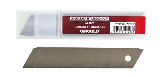 Lâmina para Estilete 18mm
