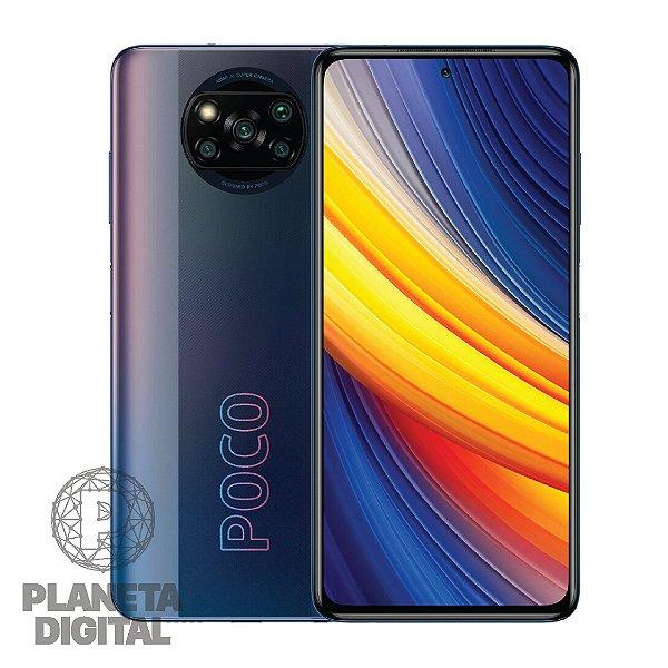 "Smartphone Poco X3 Pro Tela 6.67"" 256GB RAM 8GB 4G Câmera 48MP Frontal 20MP - XIAOMI"