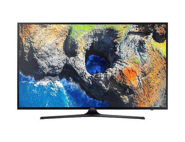 "Smart TV LED 40"" UHD 4K Samsung com HDR Premium, 3 HDMI e 2 USB"