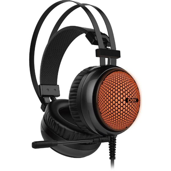 Headset Gamer com microfone Hive HS405 OEX