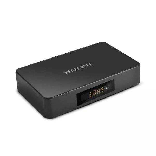 Smart TV Box Multilaser com Android PC001