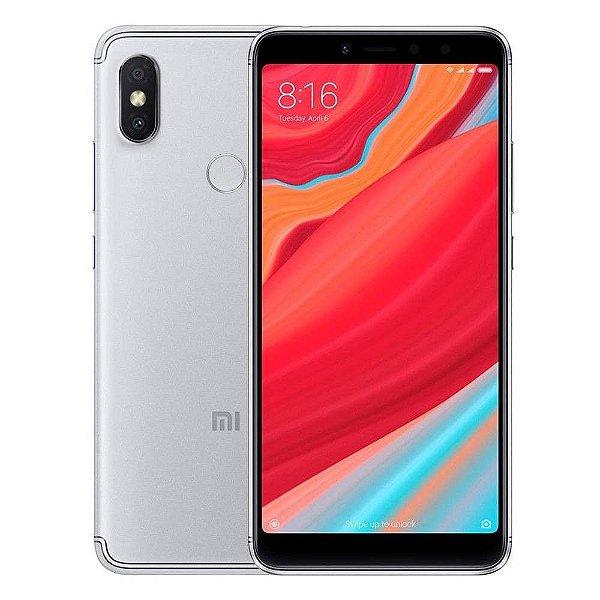 Smartphone Redmi S2 Dual Android 8.1 Tela 5.99 32gb Camera Dupla 12+5mp Xiaomi