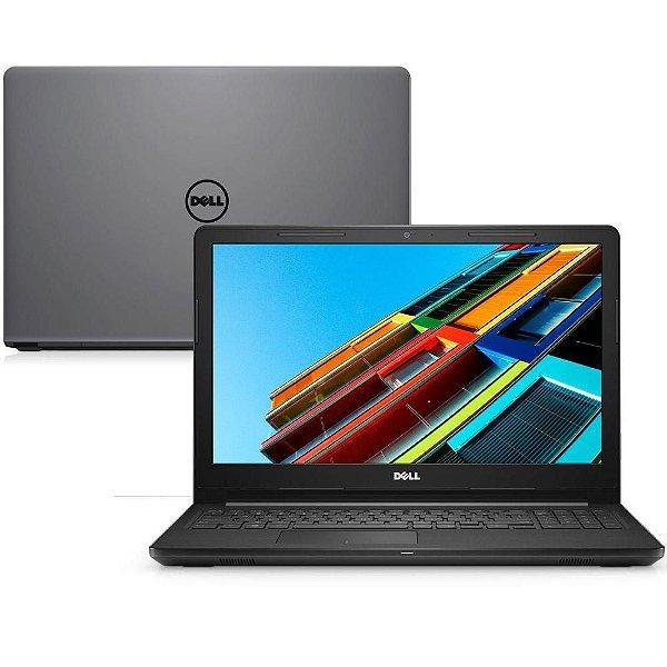 "Notebook Dell I15-3567-A50C Intel Core 7ª i7 8GB 1TB Tela LED 15.6"" Windows 10 Cinza"