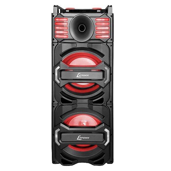 Caixa de Som Amplificadora Bluetooth 1000w CA-3800 Lenoxx