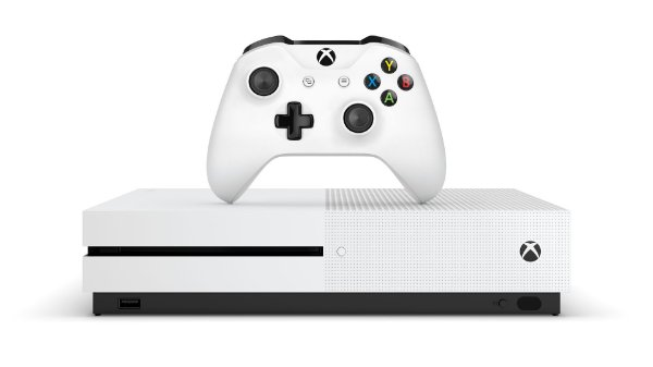Console Xbox One S 1Tb Branco
