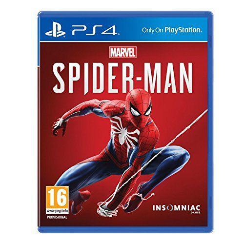 Jogo Spider-Man Marvel Ps4 Playstation 4