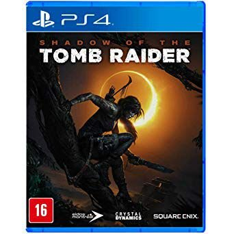 Jogo Ps4 Shadow of the Tomb Raider Playstation 4