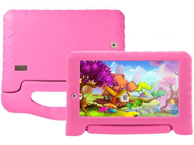 Tablet Kid Pad Plus Multilaser