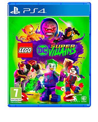 Jogo Ps4 Lego DC Super Villains Playstation 4