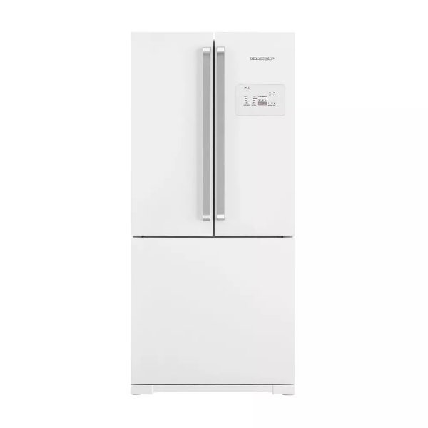 Refrigerador Brastemp Side Inverse 540 Litros Branca 127v