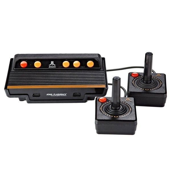 Console Atari Flashback 8 Gold com 120 Jogos
