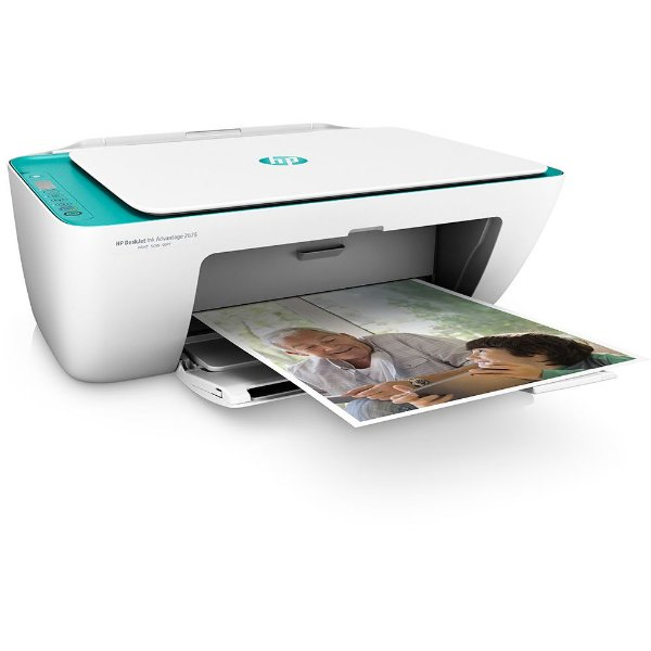 Impressora Multifuncional Deskjet Ink Advantage 2676 HP