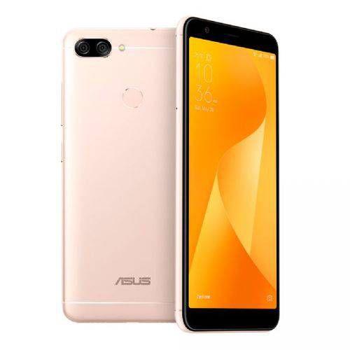 Smartphone Asus Zenfone Max Plus ZB570TL, Tela de 5.7 - Dourado