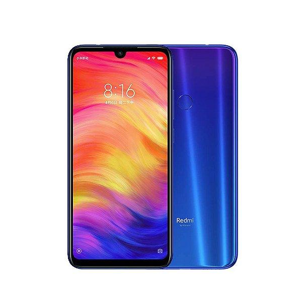 Smartphone Xiaomi Redmi Note 7 64GB - Azul