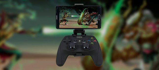 Controle OEX Gamepad Origin Bluetooth GD100 - OEX