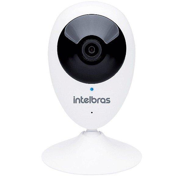 Câmera de Segurança Interna Intelbras Wi-Fi HD, Visão Noturna - IC3